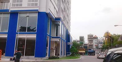 Thi công nội thất căn hộ Hamona. Quận Tân Bình