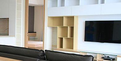 Thi công nội thất căn hộ chung cư Cantavil Premier Q2