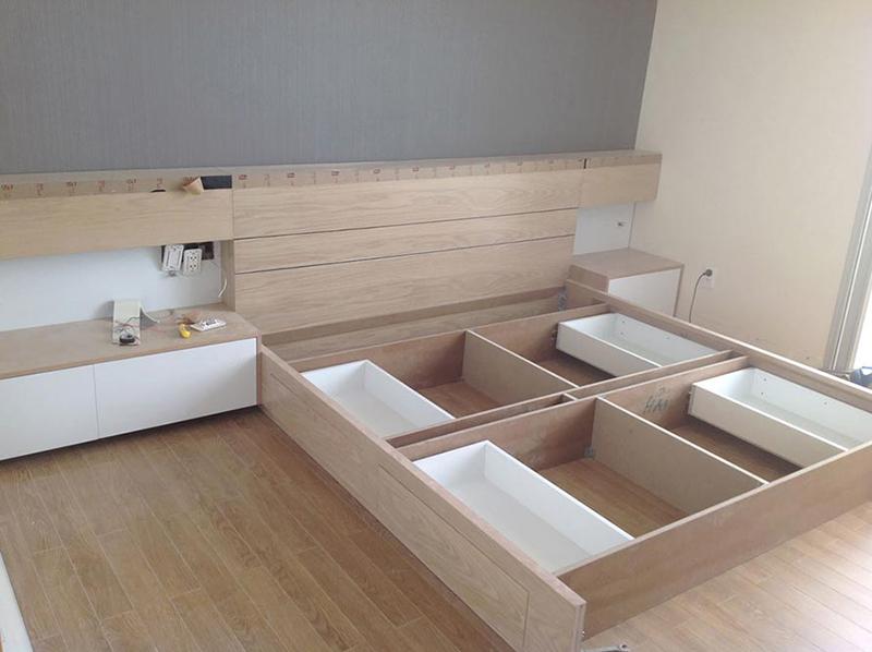 mẫu thi công nội thất căn hộ chung cư Cantavil Premier tại quận 2