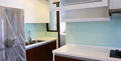 Thi công hoàn thiện nội thất căn hộ chung cư Celadon Tân Phú