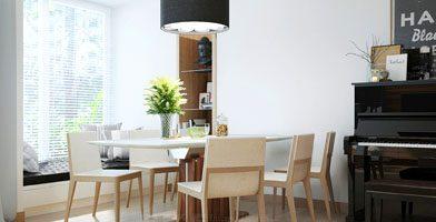 Thiết kế thi công nội thất căn hộ Cantavil Premier