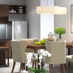 Mẫu thiết kế nội thất căn hộ đẹp diện tích 80m2