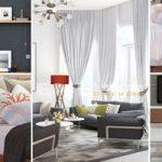 Mẫu thiết kế nội thất căn hộ hiện đại đẹp