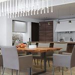 Thiết kế nội thất căn hộ cao cấp Đảo Kim Cương