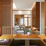 Phong cách Nhật với nội thất biệt thự Phú Mỹ. Vạn Phát Hưng