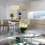 Thiết kế nội thất căn hộ cao cấp cho thuê HCM