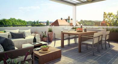 Thiết kế nội thất Biệt Thự Đại Phúc. Dự án Green Villas. Bình Chánh