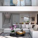 Thiết kế nội thất căn hộ Penthouse Estella