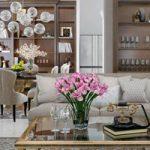 Thiết kế nội thất biệt thự bán cổ điển-Biệt Thự Hưng Thái