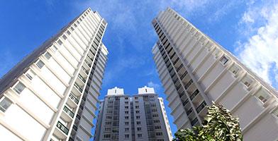Khảo sát thi công căn hộ chung cư Phú Mỹ – Vạn Phát Hưng