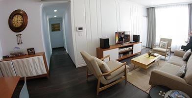 Thiết kế thi công nội thất trọn gói căn hộ Prince Residence