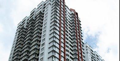 Khảo sát thiết kế cải tạo nội thất căn hộ Everrich. Quận 10, Tp. HCM