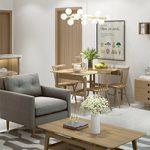Thiết kế nội thất dự án căn hộ Masteri Thảo Điền Q2