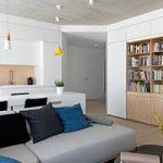 Thiết kế nội thất căn hộ 70m2 Masteri Thảo Điền
