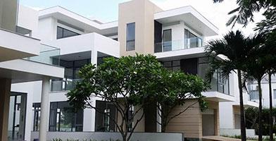 Khảo sát thiết kế thi công biệt thự Lucasta khang điền