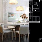Quy trình thiết kế và thi công nội thất nhà ở căn hộ biệt thự