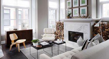 Thiết kế nội thất căn hộ Vinhome Central Park Thiết kế nội thất căn hộ Vinhome Central Park 105m2