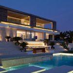 Mẫu thiết kế biệt thự đẹp phong cách hiện đại