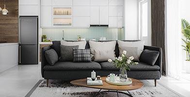 Thiết kế nội thất căn hộ chung cư Đảo Kim Cương Brilliant