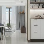 Nội thất căn hộ chung cư Vinhome Central Park 3 phòng ngủ