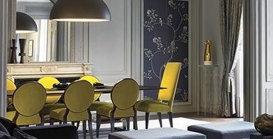Những mẫu thiết kế nội thất căn hộ chung cư bán cổ điển đẹp