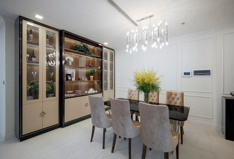 thi cong noi that can ho vinhome central park 105m2