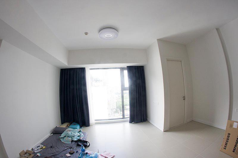 khảo sát hiện trạng nội thất phòng khách căn hộ Gateway