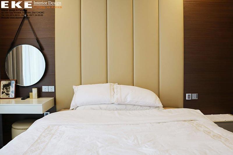 nội thất căn hộ Vinhome Ba Son Golden River-3 phòng ngủ
