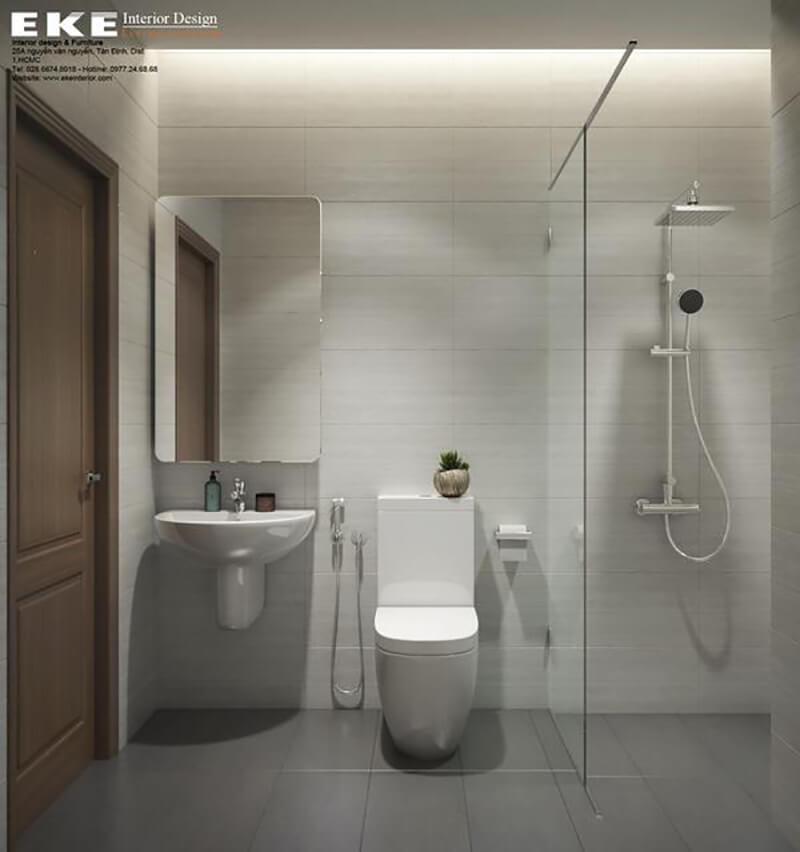 Thiết kế nội thất biệt thự villa park- WC