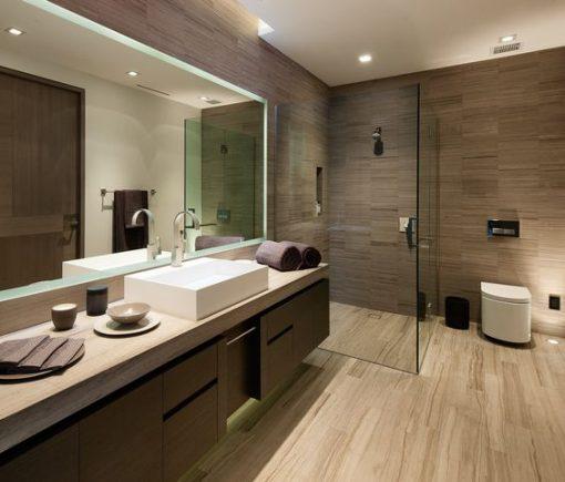 cải tạo không gian phòng tắm
