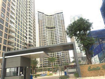 khảo sát thiết kế nội thất căn hộ Estella Hight-quận 2