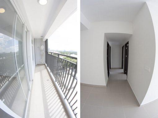 khảo sát thiết kế thi công nội thất căn hộ sunrise cityview