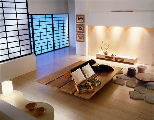 căn hộ phong cách Nhật Bản