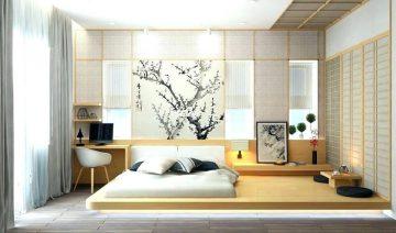 nội thất căn hộ chung cư phong cách Nhật