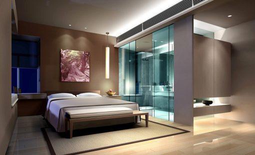 Phòng ngủ Master đẹp