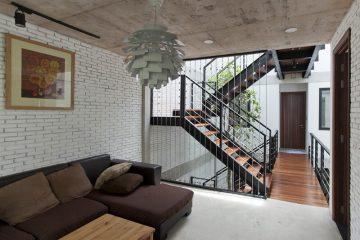 phong cách nội thất rustic