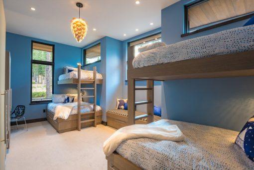 màu sắc cho phòng ngủ trẻ