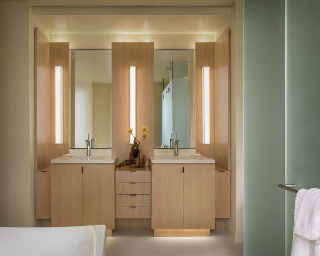 nội thất cho không gian phòng tắm