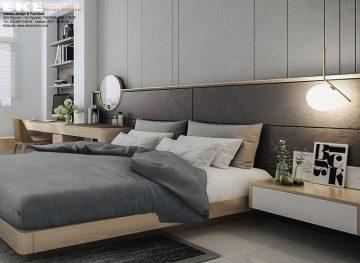 thiết kế cải tạo nội thất nhà phố-mẫu phòng ngủ