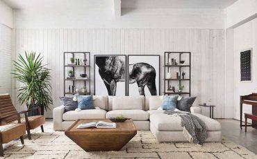 cách sử dụng họa tiết trong thiết kế nội thất