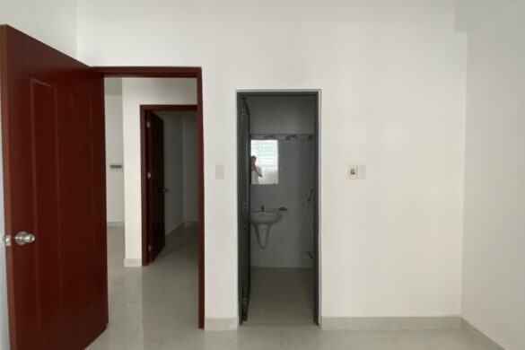 Khảo sát thiết kế nội thất căn hộ idico Cường Thuận (Biên Hòa)